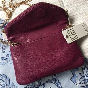 NWT Crossbody Bag Converts to Wristlet